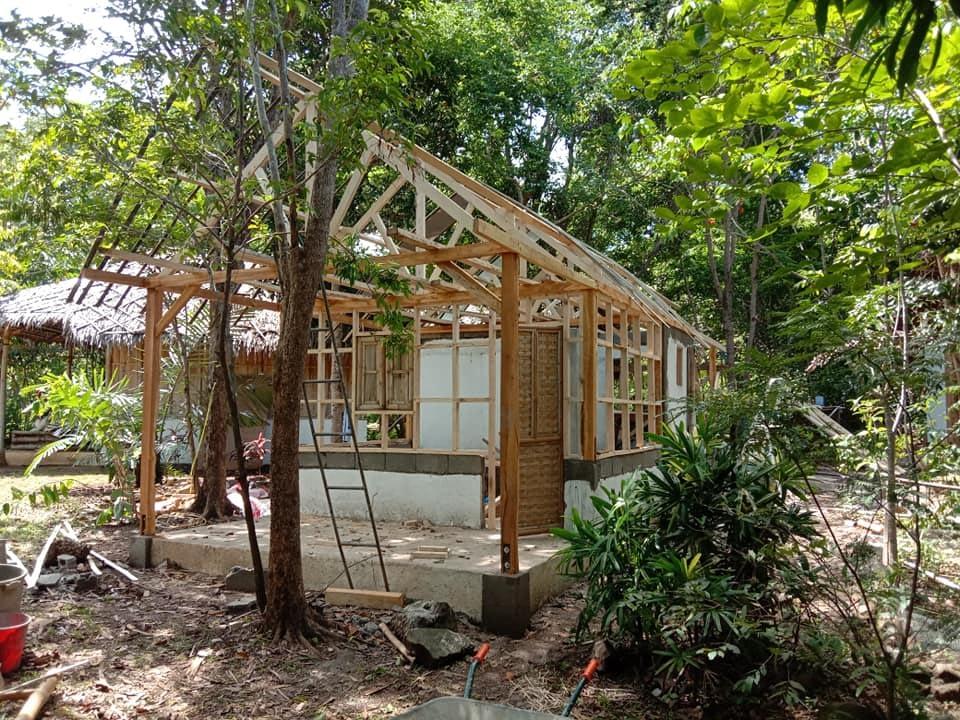 new volunteer bungalows